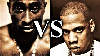 2Pac Vs. JAY-Z - Full Battle [Beef Analysis]