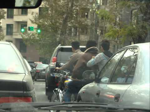 Tehran - A Journey of Joy