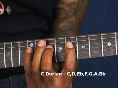 Learn lead electric guitar melodic lick lesson with scales ala Steve Vai Lukather&Neal Schon