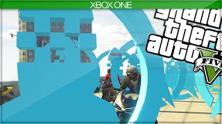 LOOK AT ALL THESE ROCKETS?! (GTA 5 Funny Moments UNCUT) - Next Gen GTA 5 Gameplay