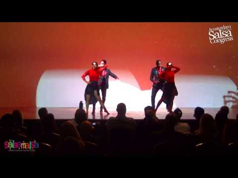 Leon Rose Project Dance Performance | AISC 2016