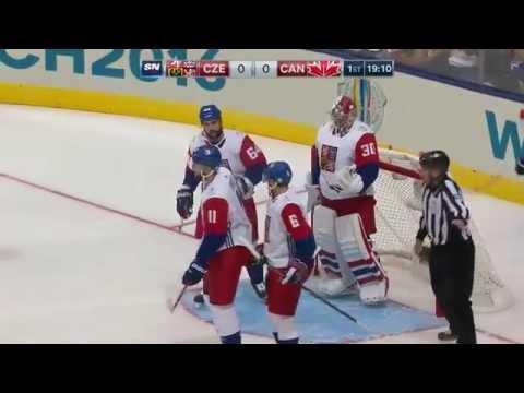 Канада 6-0 Чехия   Кубок Мира 2016   Обзор матча