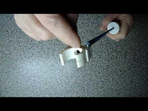 Сигнализатор поклевки для резинки