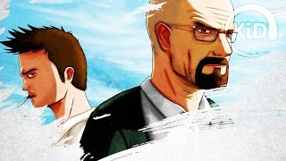 Breaking Bad | Speed-paint