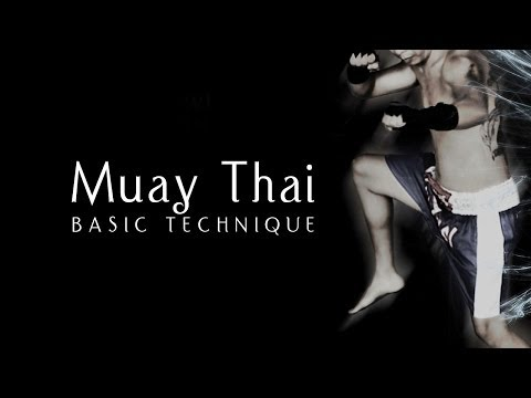 Muay Thai Basic Technique ( Bahasa Indonesia ) Image 1