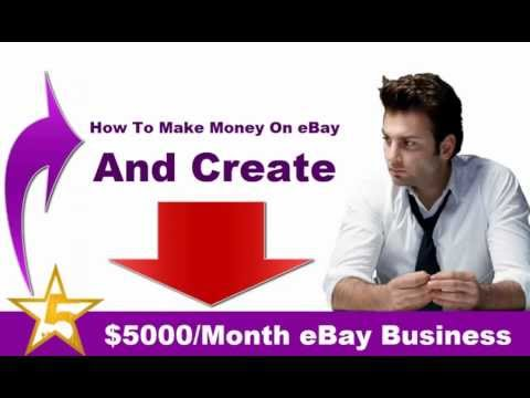 How To Make Money On eBay Without Going To Daily Job