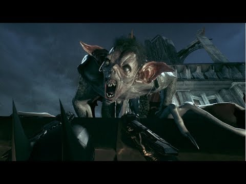 Бэтмен против Мен-Бета ► Batman: Arkham Knight ► Ночной летун