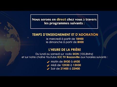 L'HEURE DE LA PRIERE | 23/03/2020 SOIR
