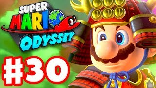 Super Mario Odyssey - Gameplay Walkthrough Part 30 - Bowser's Kingdom 100%! (Nintendo Switch)