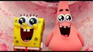 The SpongeBob Movie: Sponge Out of Water | Clip: Cotton Candy | Paramount Pictures UK