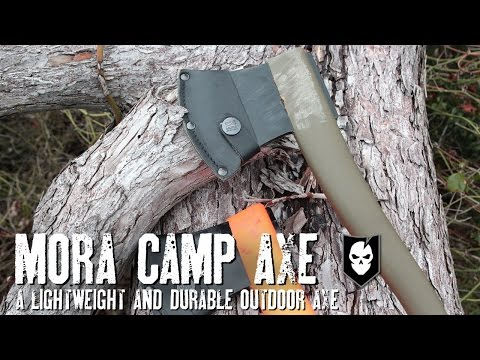 Mora Outdoor Camp Axe Review