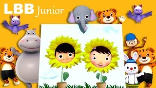 Funny Animals Song | Original Songs | By LBB Junior