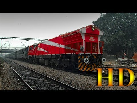 IRFCA - Indian Railways New Diesel Locomotive WDP-4B