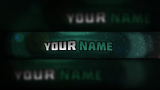 How To Make An Awesome YouTube Banner In Gimp!!!!