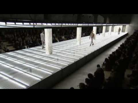 Prada Menswear Spring Summer 2011 WITH SOUND