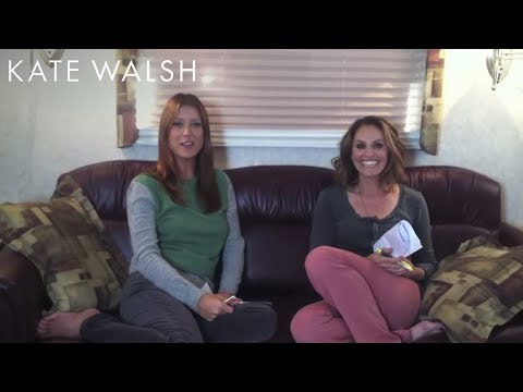 Ask Kate & Amy! | Kate Walsh (featuring Amy Brenneman)