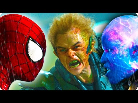 Commentary | THE AMAZING SPIDER-MAN 2