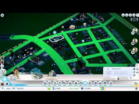 Pento Press Start : Sim City