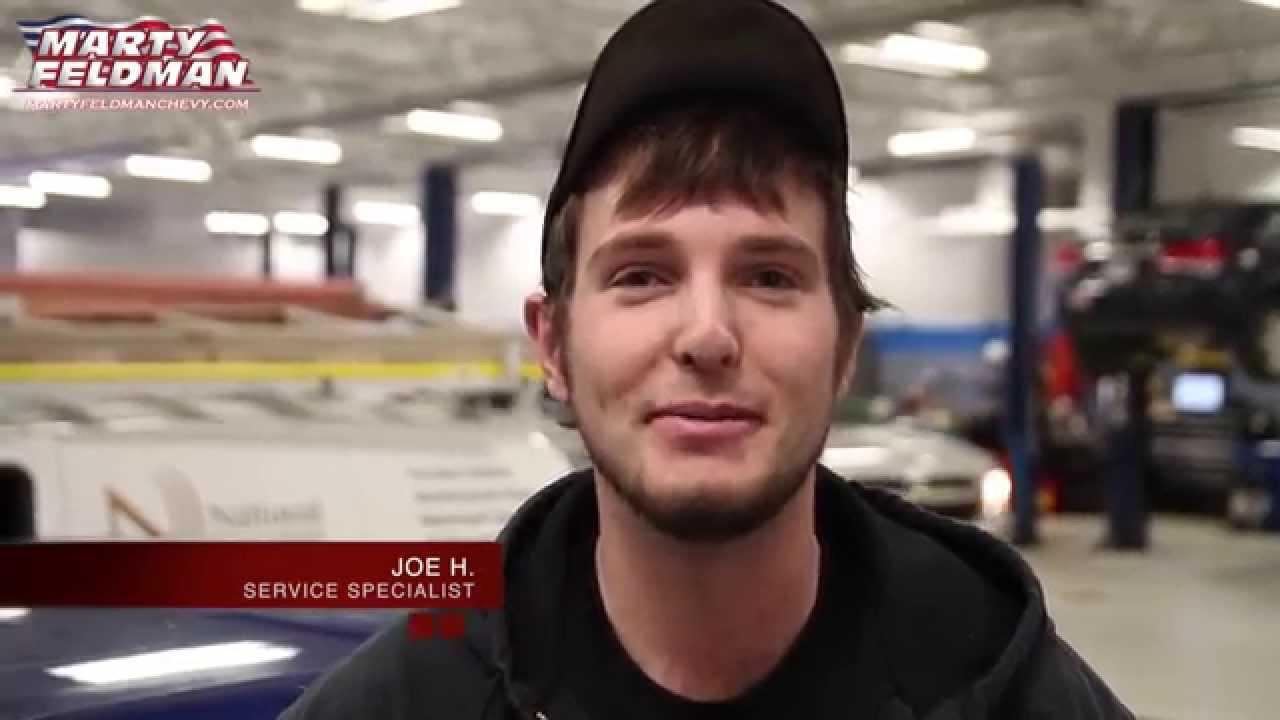Joe H Service Specialist