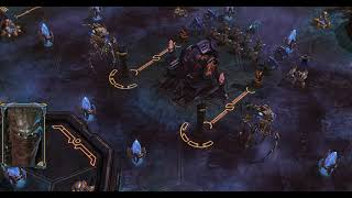 StarCraft II: Wings of Liberty ep17 / In utter darkness