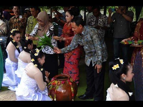 Siraman Seniman Langen Tayub Kabupaten Tuban 2014 video