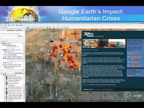 TEDxDuke - Christine Erlien on Google Earth s Impact