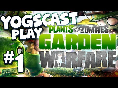 Plants vs Zombies Garden Warfare - Garden Ops XBox One #1