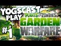 Plants vs Zombies Garden Warfare - Garden Ops XBox One #1