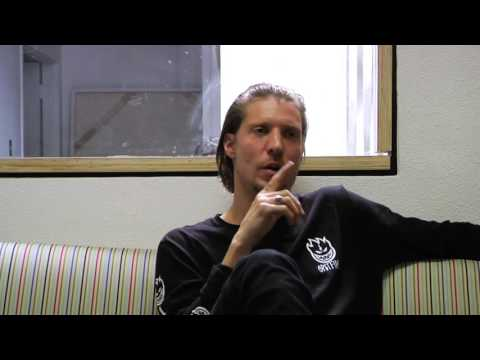 On the Crail Couch with Erik Ellington