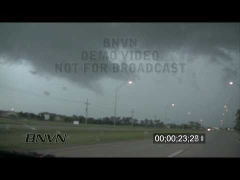 6/17/2009 Grand Island, NE Tornado Video