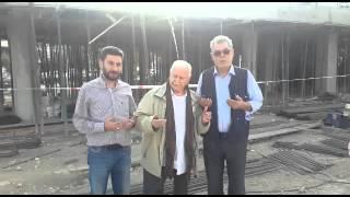 Risale-i Nur İzmir Merkez Dershane İnşaatımız - Çantacı Necmi Ağabey Dua