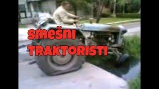 Smešni,pijani i ludi traktoristi!!! (funny tractors) compilation