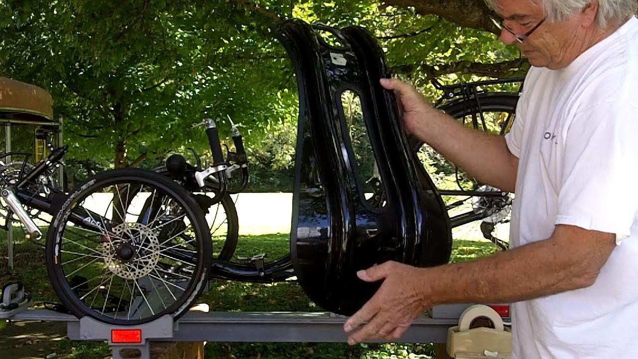 Recumbent Trike Hardshell Frp Seat Mounting 2014 02 08