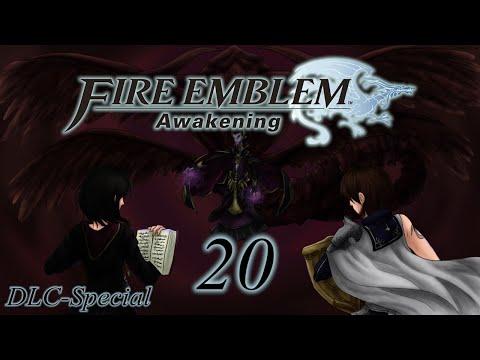 Let's Play Fire Emblem: Awakening [DLC / German] - #20 - Lass die Hüllen fallen (Mit Ju 4/12)