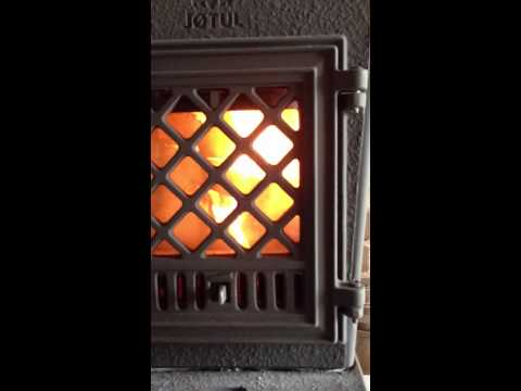 Jotul f 602 fire up!