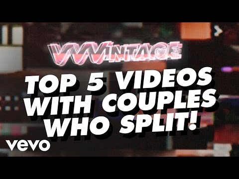 VVVintage - Videos With Couples Who Split! (ft. Robin Thicke, Mariah Carey, Jennifer Lo...