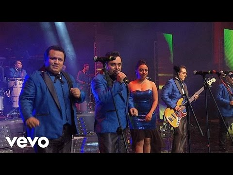 Los Ángeles Azules - Cumbia Pa´ Gozar (Live)