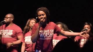 African praise medley & Praise break | Night of Worship Cardiff Oct 2017