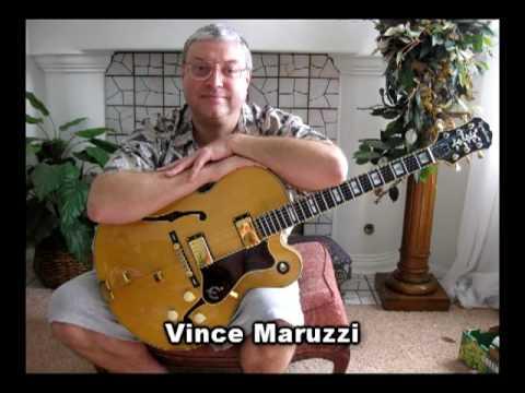 A Student Jazz Guitar Performance