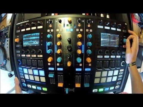 Having fun with S8 Traktor Techno/House Routine Mix