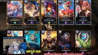 Game Cuối   Team Bé Chanh vs Team SuperTV Giải Streamer Đại Chiến 200 Củ   Ai Sẽ Vô Địch