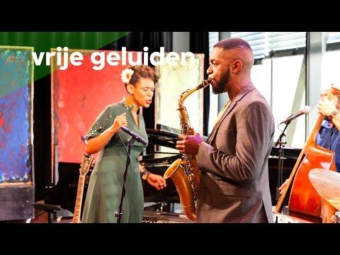 Carmen Souza & Theo Pascal - CV Railways (live @Bimhuis Amsterdam)