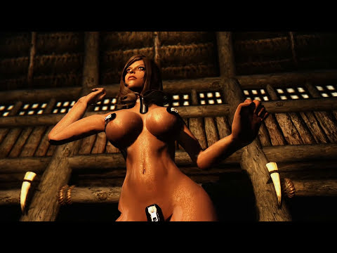 Skyrim Mod Review 01 - A Very Conservative Outfit - Series: Boobs and Lubes