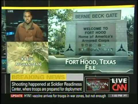 Fort Hood Shooting (November 5, 2009)