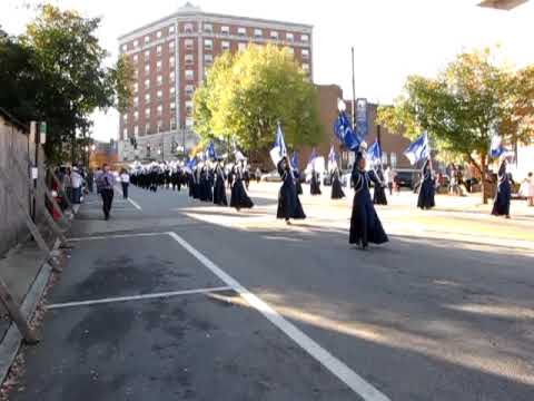 George Washington HIgh School Marching Eagles