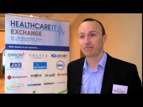 Alex Hay, Head of IT Programmes, IM&T, University Hospital of South Manchester: Seniority