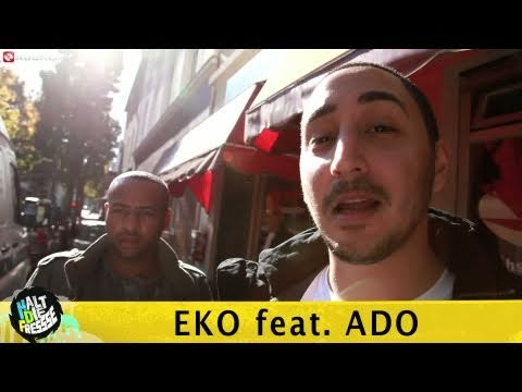 HALT DIE FRESSE - HALT DIE FRESSE 03 - NR. 77 - EKO FRESH FEAT. ADO  (OFFICIAL HD VERSION AGGROTV) Music Videos