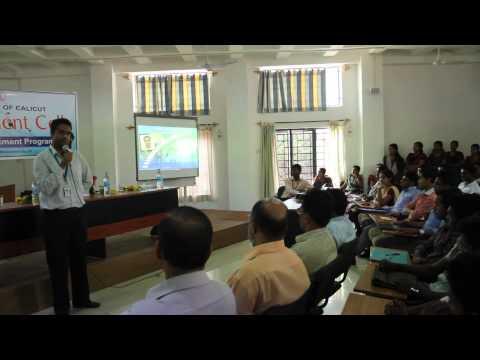 Infosys Recruitment Drive University of Caliut