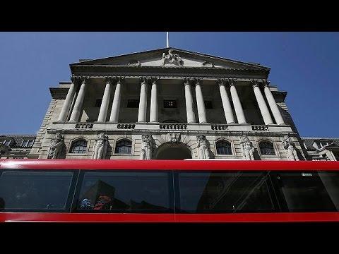 Банк Англии не нашел причин для повышения базовых ставок - economy