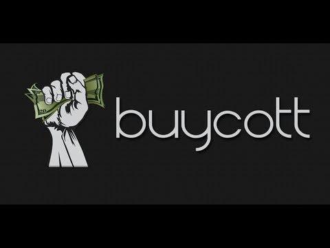 BuyCott: New Social Justice Boycott App